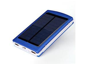 10000mAh Solar Panel Power Bank Charger Battery for Mobile Phones/iPhone/iPad/Samsung