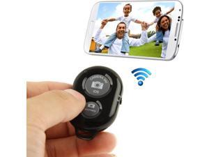 Bluetooth 3.0 Remote Shutter compatible for iPhone 5 & 5C & 5S / iPad 3 / iPad 2 / iPad mini / iPad mini with Retina Display / Samsung Galaxy S3 / S4 / Note 3 / Moto X / Nexus 4(Black)