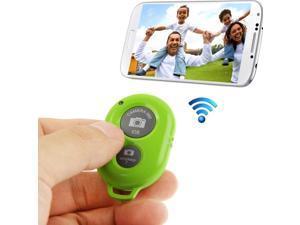 Bluetooth 3.0 Remote Shutter compatible for iPhone 5 & 5C & 5S / iPad 3 / iPad 2 / iPad mini / iPad mini with Retina Display / Samsung Galaxy S3 / S4 / Note 3 / Moto X / Nexus 4(Green)
