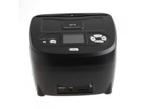 Multi-function LCD Digital Photo & Slides & Films Scanner