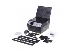 "Multifunction Film Scanner USB MSDC Photo Scanner 2.4"" LCD"
