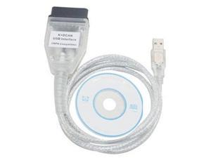 INPA/Ediabas K+DCAN OBD2 to USB interface With FT232RL Chip For BMW