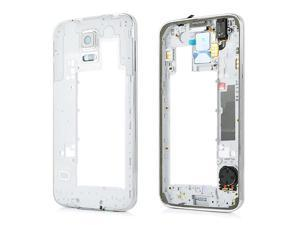 Middle Frame Cover for Samsung Galaxy S5 G900 - Silvery