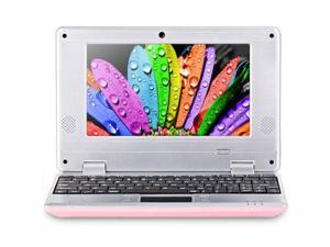 7 inch 789 PC MID Android 4.2 Notebook WM8880 Dual Core 1.5GHz WVGA Screen 4GB ROM Camera WiFi Ethernet HDMI