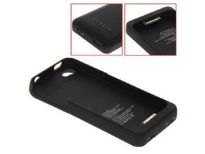 Ultra Slim 1900mAh Power Charger External Mobile Battery Case Cover for iPhone 4 4S