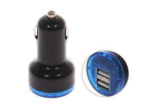 2.1A Dual USB Car Charger for iPad , iPad 2 / 1A for iPhone 4S , iPhone 4 , iPhone 3G / 3GS , iPod