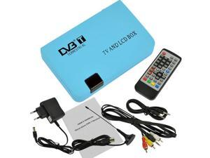 Digital TV Box LCD VGA/AV Tuner DVB-T FreeView Receiver DZ88