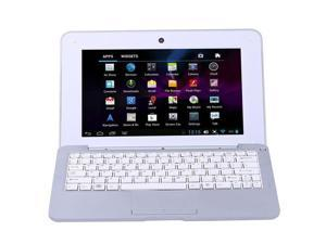Android 4.2 1089 Netbook WM8880 Dual Core 1.5GHz with 10.1 inch WSVGA Screen WIFI HDMI TF 1GB RAM 8GB ROM