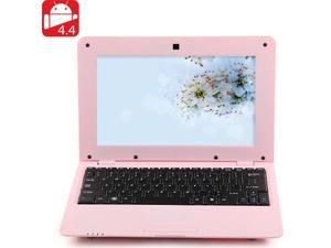 NEW 2015 MTL1008 Notebook 512MB DDR3 4GB VIA WM8880 CPU 10 Inch Android 4.4 HD Screen