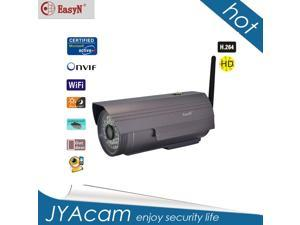 EasyN H3-106V Waterproof Outdoor P2P Wireless HD IP Camera Webcam Internet IR Night vision 25M two way audio