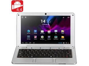 988 Android 4.4 Netbook with 9.0 Inch WVGA WM8880 Cortex A9 Dual Core 1.5GHz 512MB DDR3 4GB WIFI Camera
