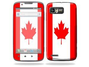 MightySkins Protective Skin Decal Cover for Motorola Atrix 2 II (version 2) Cell Phone Sticker Canadian Pride