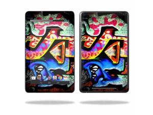 """Mightyskins Protective Skin Decal Cover for Asus Google Nexus 7 Tablet with 7"""" screen wrap sticker skins Loud Graffiti"""