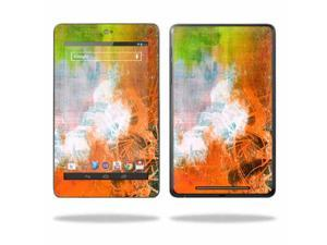 """Mightyskins Protective Skin Decal Cover for Asus Google Nexus 7 Tablet with 7"""" screen wrap sticker skins Urban Abstract"""