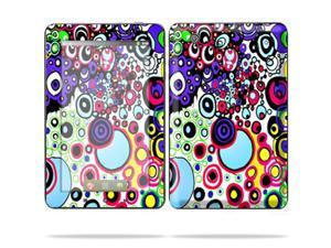 "Mightyskins Protective Skin Decal Cover for Lenovo IdeaPad A1 7"" inch Tablet wrap sticker skins Circle Explosion"