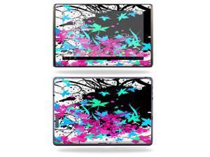 Mightyskins Protective Vinyl Skin Decal Cover for Asus Eee Pad Transformer Prime TF201 Tablet wrap sticker skins Leaf Splatter