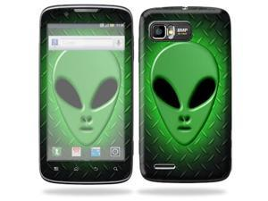 MightySkins Protective Skin Decal Cover for Motorola Atrix 2 II (version 2) Cell Phone Sticker Alien Invasion