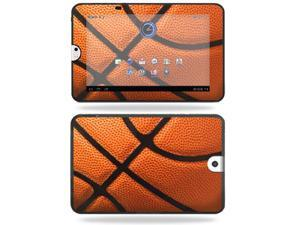 Mightyskins Protective Vinyl Skin Decal Cover for Toshiba Thrive 10.1 Android Tablet wrap sticker skins Basketball