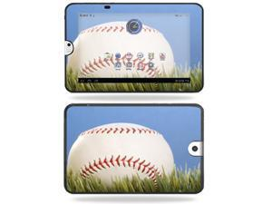 Mightyskins Protective Vinyl Skin Decal Cover for Toshiba Thrive 10.1 Android Tablet wrap sticker skins Baseball