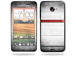 Skin Decal cover for HTC Evo 4G LTE Sprint Sticker sticker White Wood