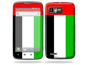 Mightyskins Protective Skin Decal Cover for Motorola Atrix 2 II (version 2) Cell Phone Sticker United Arab