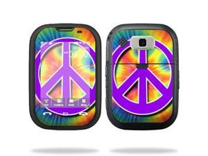 Mightyskins Protective Vinyl Skin Decal Cover for Nokia Lumia 900 4G Windows Phone AT&T Cell Phone wrap sticker skins Hippie Time