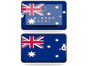 Mightyskins Protective Vinyl Skin Decal Cover for Toshiba Thrive 10.1 Android Tablet wrap sticker skins Australian flag