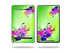 "MightySkins Protective Skin Decal Cover for Asus Google Nexus 7 Tablet with 7"" screen Sticker Skins Pastel Flourishes"