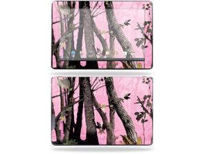 "Mightyskins Protective Skin Decal Cover for Asus Transformer Infinity TF700 Tablet with 10.1"" screen wrap sticker skins Pink Tree Camo"