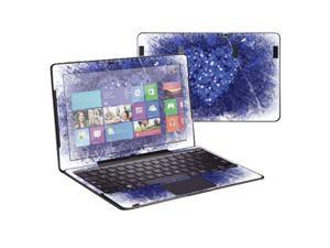 """Mightyskins Protective Skin Decal Cover for Samsung ATIV Smart PC Pro 700T with 11.6"""" screen wrap sticker skins Hearts Explosion"""