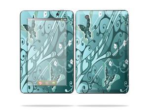"Mightyskins Protective Skin Decal Cover for Lenovo IdeaPad A1 7"" inch Tablet wrap sticker skins Butterfly Blues"