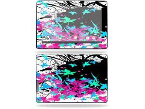 "Mightyskins Protective Skin Decal Cover for Asus Transformer Infinity TF700 Tablet with 10.1"" screen wrap sticker skins Leaf Splatter"