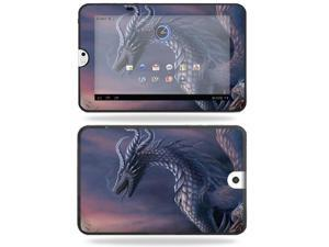 Mightyskins Protective Vinyl Skin Decal Cover for Toshiba Thrive 10.1 Android Tablet wrap sticker skins Dragon Fantasy