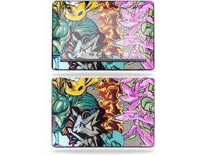 "Mightyskins Protective Skin Decal Cover for Asus Transformer Infinity TF700 Tablet with 10.1"" screen wrap sticker skins Graffiti Wild Styles"