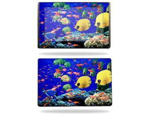 MightySkins Protective Vinyl Skin Decal Cover for Asus Eee Pad Transformer TF101 sticker skins Under the Sea