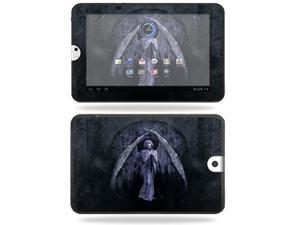 Mightyskins Protective Vinyl Skin Decal Cover for Toshiba Thrive 10.1 Android Tablet wrap sticker skins Fantasy Angel