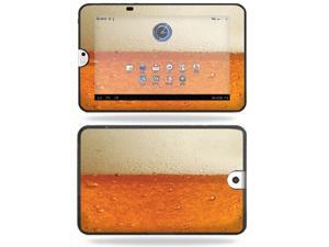Mightyskins Protective Vinyl Skin Decal Cover for Toshiba Thrive 10.1 Android Tablet wrap sticker skins Beer Buzz