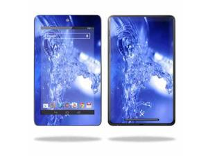 "Mightyskins Protective Skin Decal Cover for Asus Google Nexus 7 Tablet with 7"" screen wrap sticker skins Water Explosion"