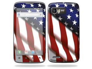 Mightyskins Protective Skin Decal Cover for Motorola Atrix 2 II (version 2) Cell Phone Sticker American Pride