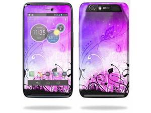 Mightyskins Protective Skin Decal Cover for Motorola Atrix HD Cell Phone AT&T wrap sticker skins Rise and Shine