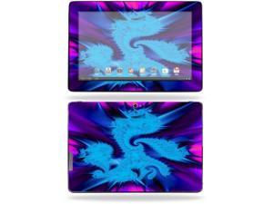 "Mightyskins Protective Skin Decal Cover for Asus Transformer Infinity TF700 Tablet with 10.1"" screen wrap sticker skins Fractal Abstract"