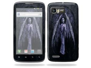 MightySkins Protective Skin Decal Cover for Motorola Atrix 2 II (version 2) Cell Phone Sticker Fantasy Angel
