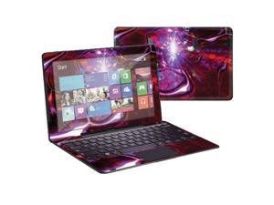 """MightySkins Protective Skin Decal Cover for Samsung ATIV Smart PC Pro 700T with 11.6"""" screen Sticker Skins Crimson Trip"""