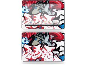 "Mightyskins Protective Skin Decal Cover for Asus Transformer Infinity TF700 Tablet with 10.1"" screen wrap sticker skins Graffiti Mash Up"