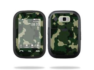 Mightyskins Protective Vinyl Skin Decal Cover for Nokia Lumia 900 4G Windows Phone AT&T Cell Phone wrap sticker skins Green Camo