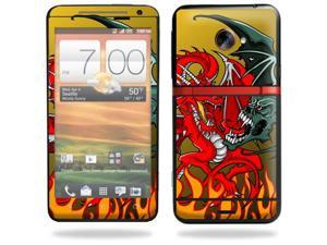 Skin Decal cover for HTC Evo 4G LTE Sprint Sticker sticker Dragon Breath
