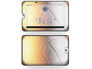Mightyskins Protective Vinyl Skin Decal Cover for Toshiba Thrive 10.1 Android Tablet wrap sticker skins Volleyball