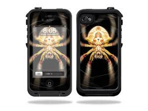 Mightyskins Protective Vinyl Skin Decal Cover for LifeProof iPhone 4 / 4S Case wrap sticker skins Web
