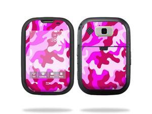 Mightyskins Protective Vinyl Skin Decal Cover for Nokia Lumia 900 4G Windows Phone AT&T Cell Phone wrap sticker skins Pink Camo