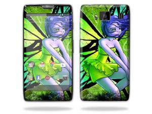 Mightyskins Protective Skin Decal Cover for Motorola Droid Razr Hd & Razr Maxx HD Cell Phone wrap sticker skins Fairy